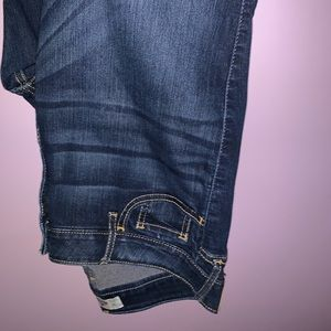 Skinny denim hollister jeans